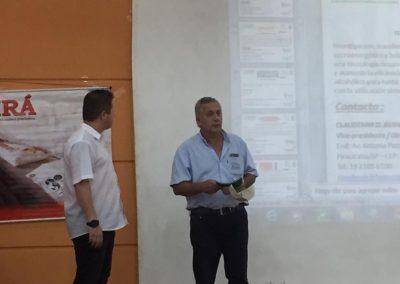 Congresso ATACBOL - SANTA CRUZ DE LA SIERRA - BOLÍVIA
