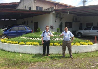 Visita Ingenio - PALO GORDO - GUATEMALA